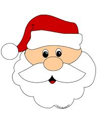 santa claus face images. Plain Claus Santa Claus Face Cut Out To Images T