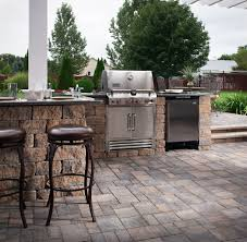 Outdoor Bbq Kitchen Outdoor Barbecue Islands Design Ideas Tips Install It Direct
