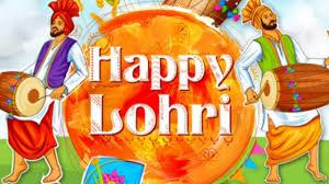 happy lohri status 2021