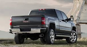 2018 chevrolet 2500 duramax.  duramax 2018 gmc sierra 2500hd rear view in chevrolet 2500 duramax i