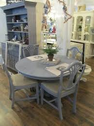 gray dining room table. Gray Dining Set Table Inside Grey Washed Round Interior Designing Vintage And Plans Wash Room
