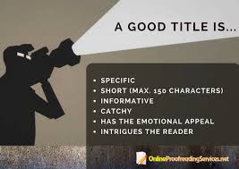 creative essay title maker how to write awesome titles for essays