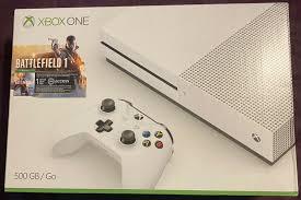 Microsoft Xbox One S Battlefield 1 ...
