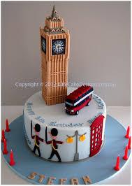 Big Ben Uk Theme Novelty Birthday Cake Novelty Cakes Sydney 21st