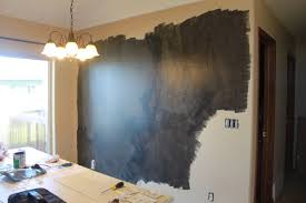 Chalkboard In Kitchen Diy Our Chalkboard Wall Our Family Roost
