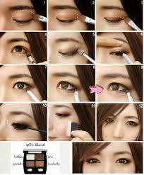 mata tutorial make up simple buat remaja lips natural
