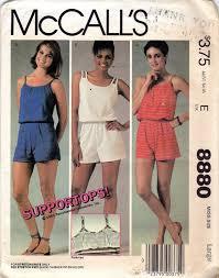 Women's Romper Pattern