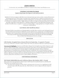 Format For A Resume Example Technical Resume Format Resume Example