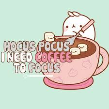 i need coffee quotes. Interesting Coffee Hocus Pocus I Need Coffee To Focus  Funny Graphics Throughout Quotes