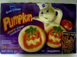 pillsbury halloween sugar cookies. Pillsbury Halloween Cookies With Sugar
