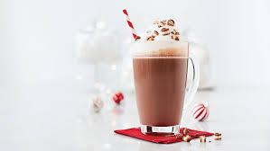 lindt hot chocolate mocha