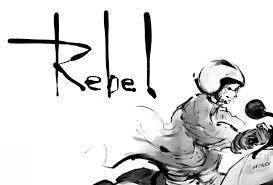 Rebelレブルをお題にイラストを書いてもらおうpart1 バイクるん