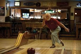 the bowling season door county pulse photo by dan eggert