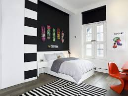 teen boy furniture. teenage boyu0027s bedroom with a black u0026 white colour scheme teen boy furniture f