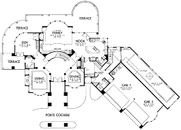 modern style mansion floor plans with pool with ranch style house plans 10 excellent house