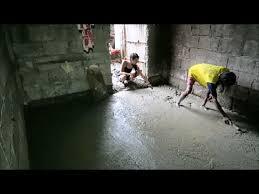 finishing concrete floor for outside dirty kitchen 4 santa barbara iloilo philippines