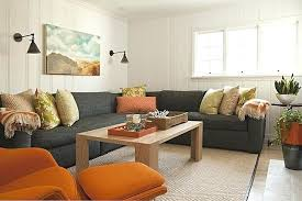 burnt orange and grey room grey and orange living room ideas unique modern decor intended for burnt orange and grey room