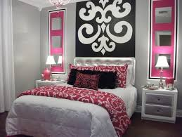 Extraordinary Pink Black And White Room Great Inspirational Home Designing  with Pink Black And White Room