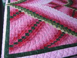 Molly brought me this gorgeous Bargello Quilt top she made. The ... & Molly brought me this gorgeous Bargello Quilt top she made. The Pattern is  called
