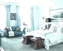 blue bedroom decor light room inspiration idea home royal and gold