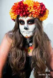 you like it my how to do sugar skull makeup for