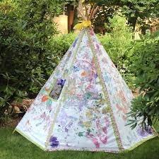 Teepee Pattern Adorable Rachael Rabbit Kid Painted Teepee Teepee Pattern