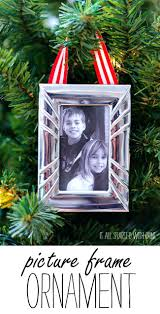 55 Best Christmas Decor Images On Pinterest  Christmas Ideas Christmas Picture Frame Craft Ideas