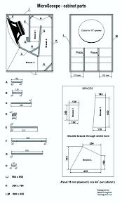 Pa Subwoofer Cabinet Design Dj Sound Speaker Plans Speaker Design Loudspeaker