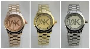 <b>New</b> Fashion Designer Genevag <b>WK</b> Gold-tone Bracelet Women's ...