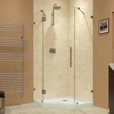 shower stall lighting. Contemporary Dreamline Shower Door For Your Bathroom Decor Ideas: Minimalist Glass Stall Lighting G
