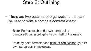 Discreetliasons Com Comparison Contrast Essay Example Paper How To