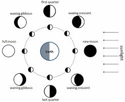Lunar Calendar For Natural Hair Growth