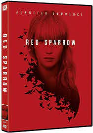 red sparrow DVD Italian Import: Amazon.co.uk: DVD & Blu-ray