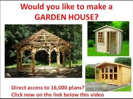 Small Picture Garden house design Would you like to make a Garden house click