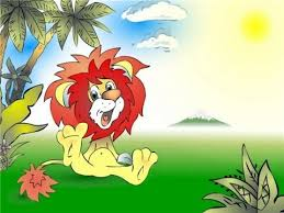 Анекдот блог Квартира на чердаке Лев царь зверей