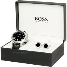 Image result for men's cufflink and watch box