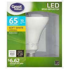 Great Value Led Light Bulb 85w 60w Equivalent A19 Lamp E26