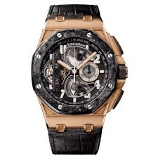 audemars piguet royal oak offshore tourbillon chronograph rose audemars piguet royal oak offshore tourbillon chronograph rose gold men s watch 26288of oo d002cr