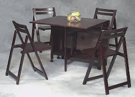 fold away table and chairs set 4 chair dining table designs 4 appealing set of folding