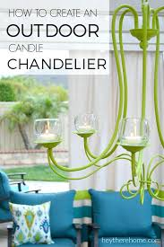 outdoor votive candle chandelier outdoor candle chandelier chandeliers at home depot