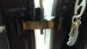 door limiter. HMMWV M998 X Door Limiter Strap Review Military Vs Consumer 5340-01-254-7189 Door Limiter