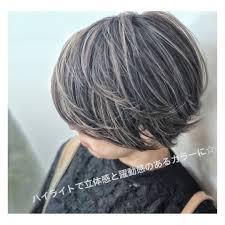 Hiroshiさんのヘアスタイル ハイライトを入れたオシャレショ
