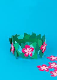 14 diys to make a gorgeous moana flower crown headband