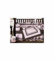 crib bedding sets item hotel pb 9