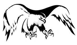 Vektorová Grafika Orel Tetování 1917946 Fotobanka Fotkyfoto
