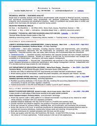 Sample Insurance Business Analyst Resume Custom Essay Writing Website Top School Application Letter Sample 12