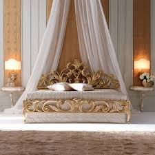 designer beds and furniture. High End Designer Gold Rococo Bed At Juliettes Interiors, A Large Collection Of Classical Furniture Beds And