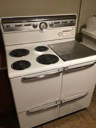 stoves stove 1950 s