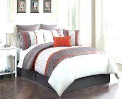 sweet blue orange comforter sets and set bedding co regarding ideas 8 mountain