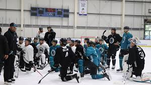 Sharks Interactive Seating Chart Sharks Reduce Training Camp Roster By Six Players